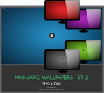 Manjaro Linux Wallpapers ST2