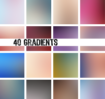 Gradients by Bourniio