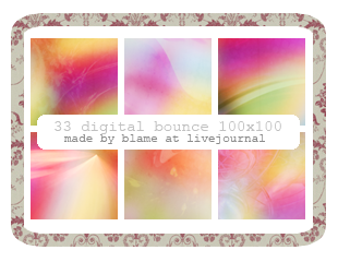 digital bounce: icon sized by Bourniio