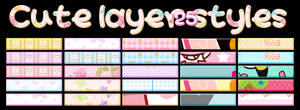 Cute Layer Styles 01