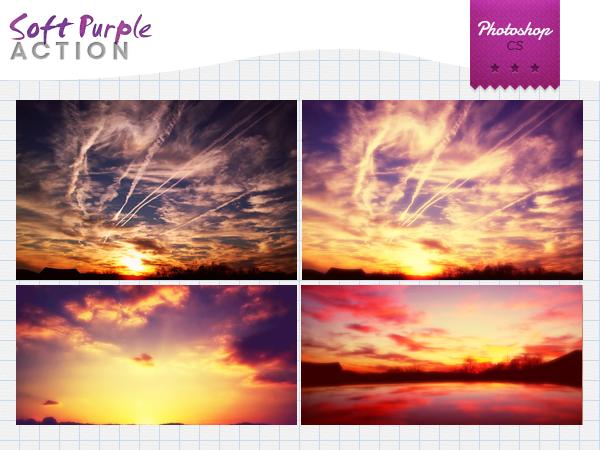 soft purple by Bourniio