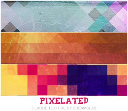 Pixelated by Bourniio