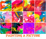 Painting A Picture By Bourniio