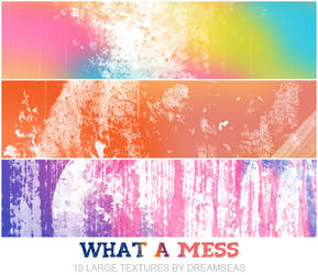 What a mess by bourniio
