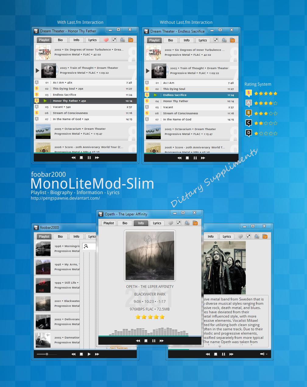 MonoLiteMod-Slim by Pengspawnie