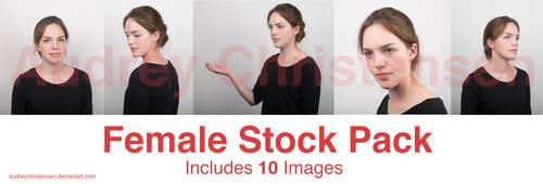 Female Stock Pack #1