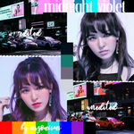 Midnight Violet