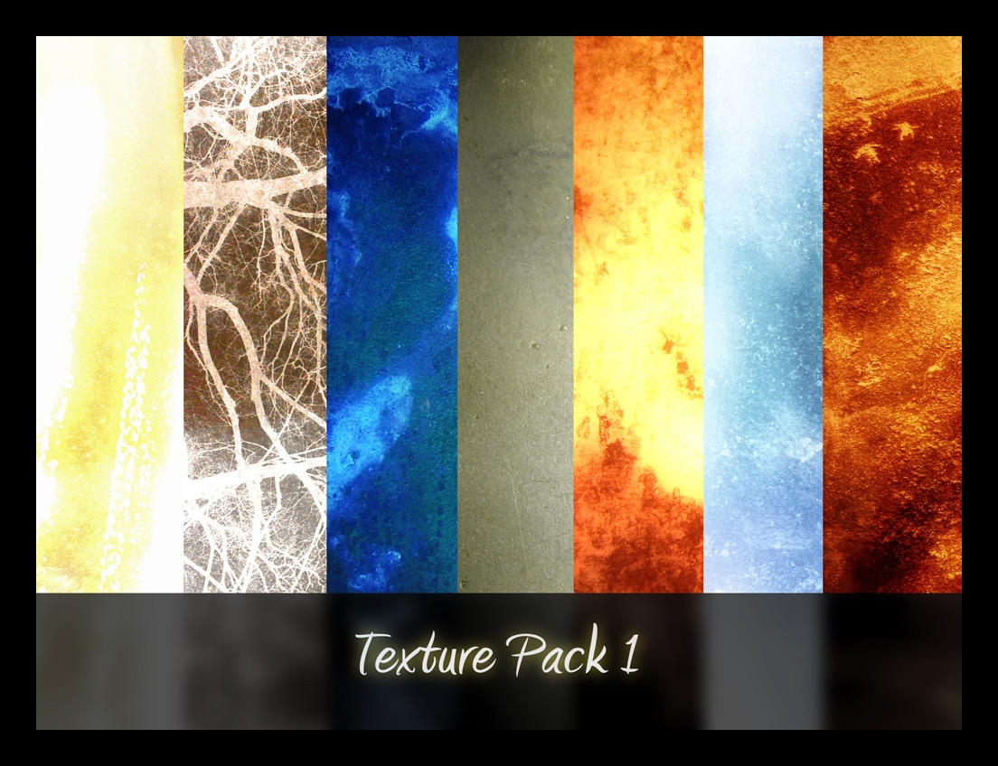 Texture Pack 1 : Versions by Sirius-sdz