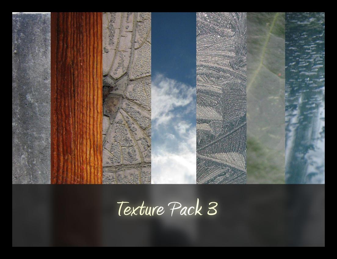 Texture Pack 3 : photos by Sirius-sdz