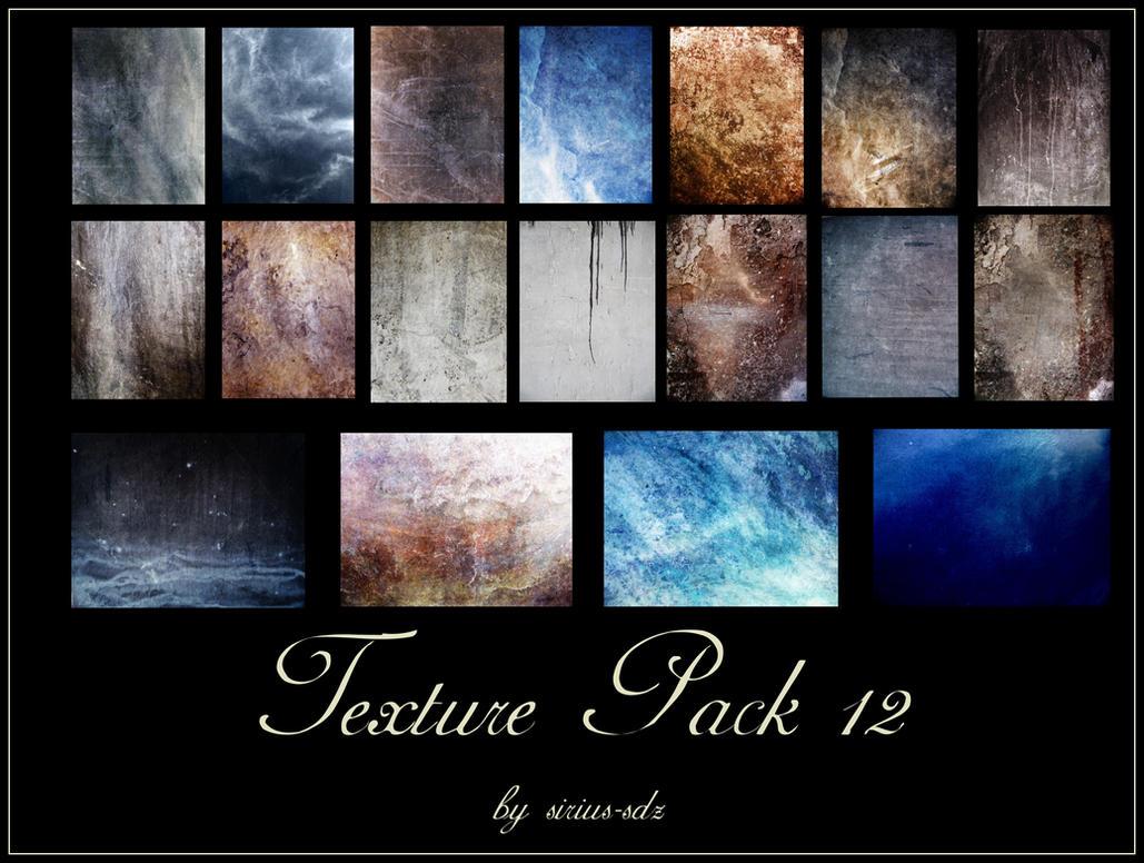 Texture Pack 12 by Sirius-sdz
