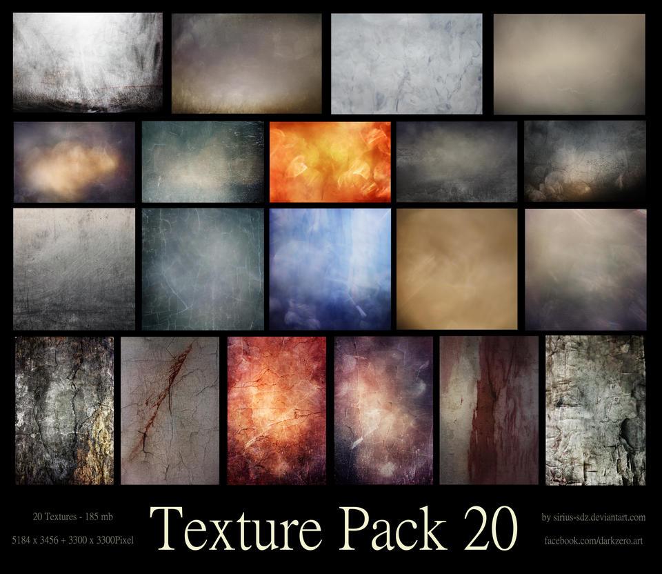 Texture Pack 20 by Sirius-sdz