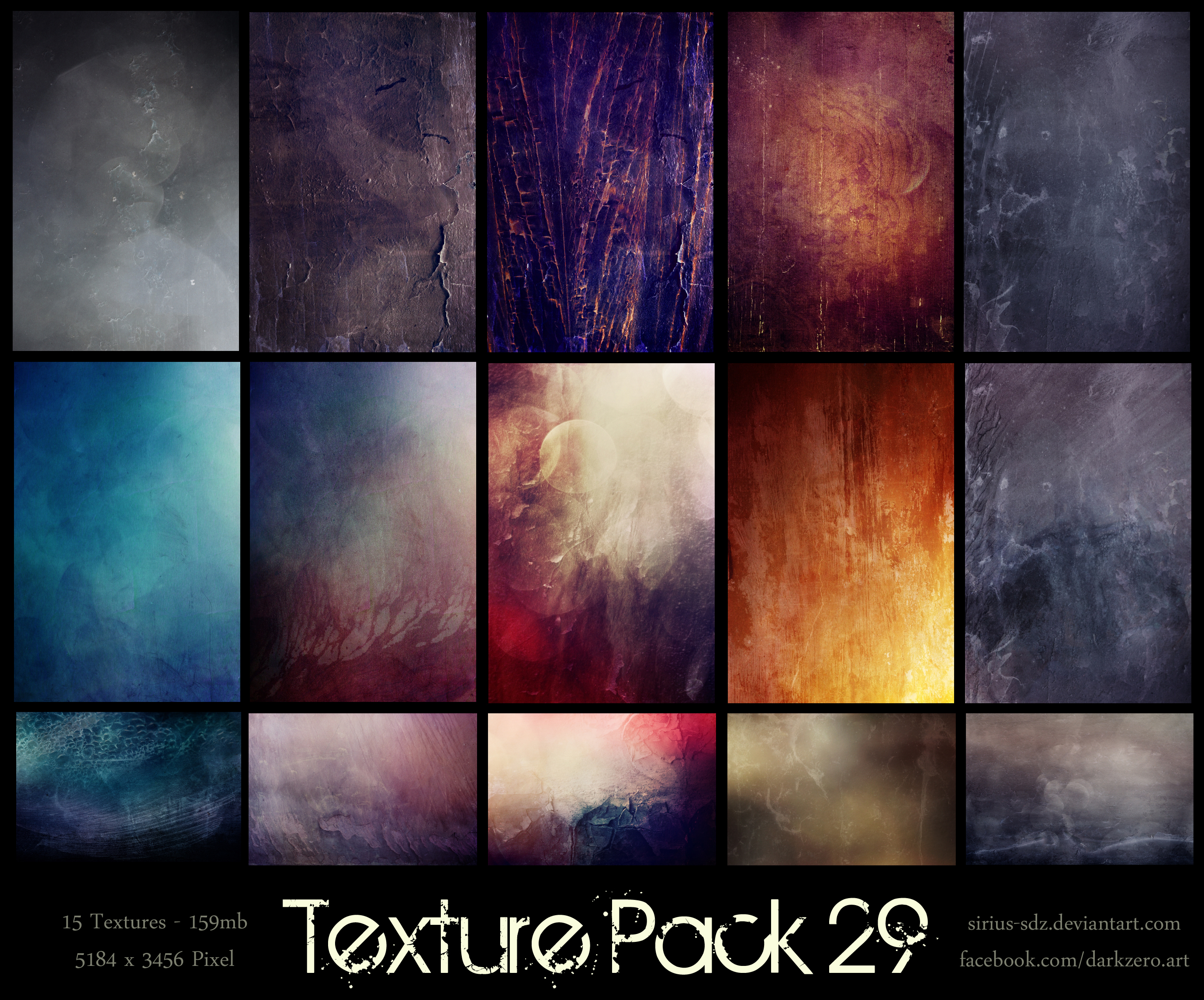 Texture Pack 29 by Sirius-sdz