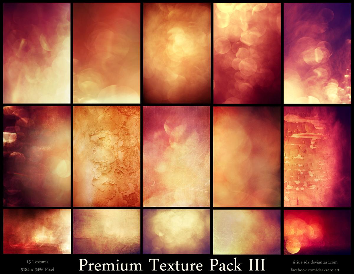 Premium Texture Pack III by Sirius-sdz