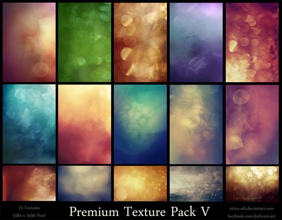 Premium Texture Pack V by Sirius-sdz