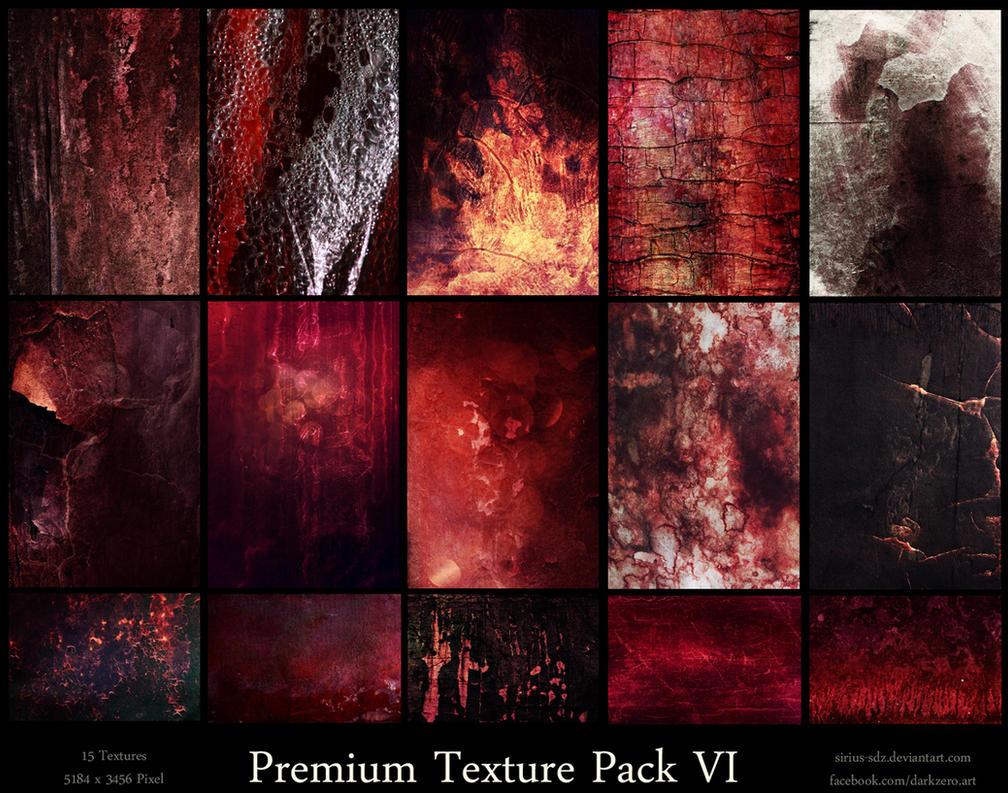 Premium Texture Pack VI by Sirius-sdz