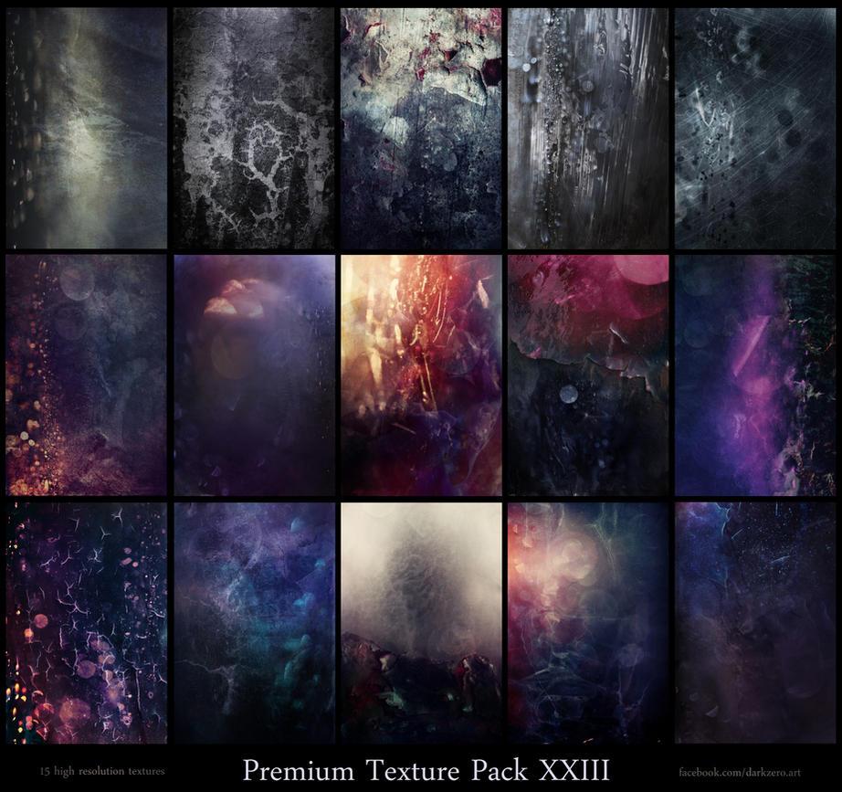Premium Texture Pack XXIII by Sirius-sdz