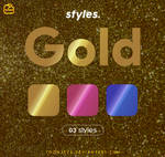 Styles // (Gold) by HyeonWoo