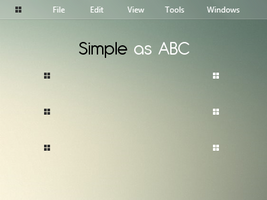 Simple as ABC by thy3d1