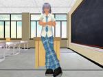 Riku School Uniform DL-MAJOR EDIT!