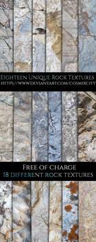 Free- 18 Rock textures