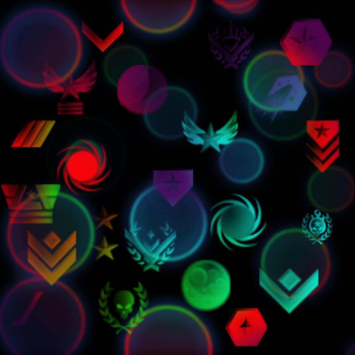 Halo Live Wallpaper: Halo Reach Rank Brushs By Chrisfanner On DeviantArt