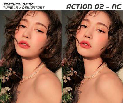02 NC  peachcoloring