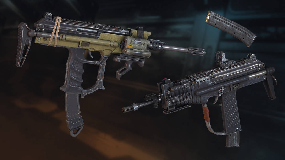 Image result for msmc gun full attachments