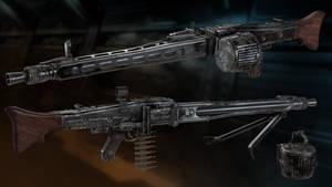 [SFM/DL] MG-42