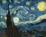 Starry Night Evolved