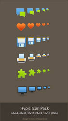 Hypic Icon Pack