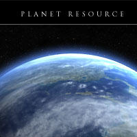 Planet Resource by hawkaye