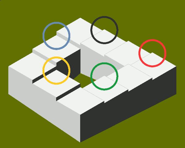 podium_olimpijskie-zludzenie by knezmej