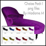 Chaise Lounge Pack I