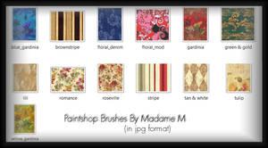 Patterns For PSP by MadameM-stock