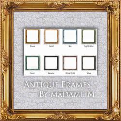 Antique  Frame Pack I - square