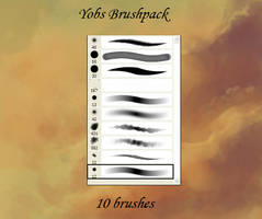Brushes by YOB