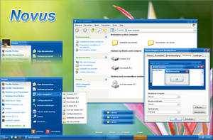 Novus by Jamush
