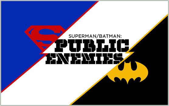 Superman/Batman Public Enemies - Wallpaper
