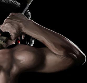 Video - Sasuke Uchiha - Naked Aggression