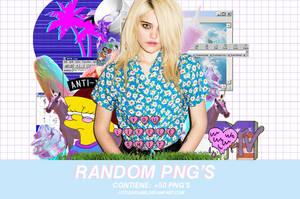 RANDOM PNG's by LittleDr3ams