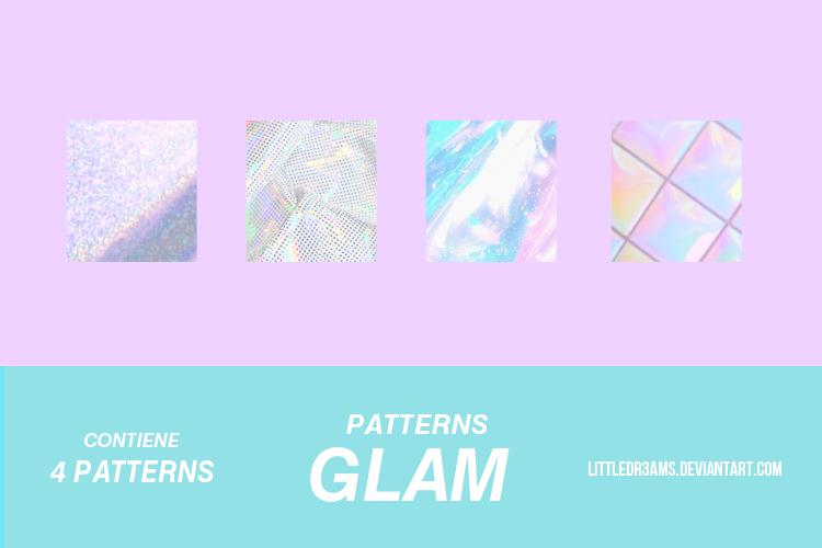 + GLAM - PATTERNS +