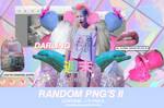RANDOM PNG's II