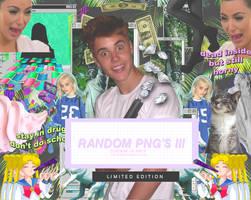 RANDOM PNG's III by LittleDr3ams