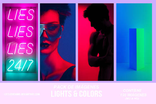 LIGHTS and COLORS PACK I