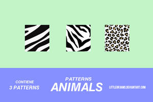 ANIMALS PATTERNS