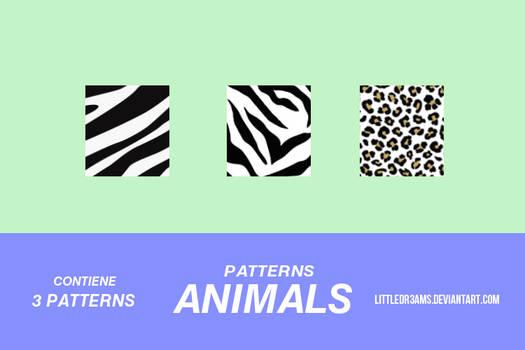 ANIMALS PATTERNS