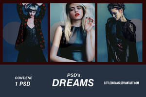 PSD 012 - DREAMS by LittleDr3ams