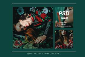 PSD 022 - WILD by LittleDr3ams