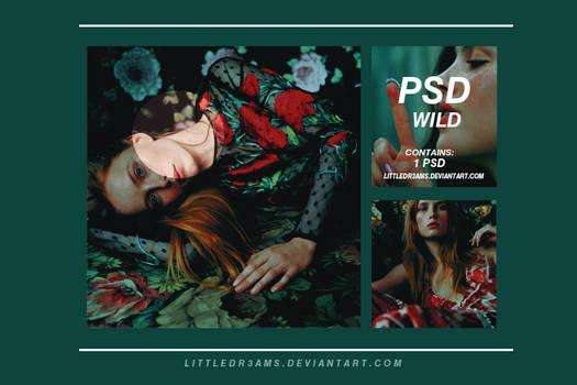 PSD 022 - WILD
