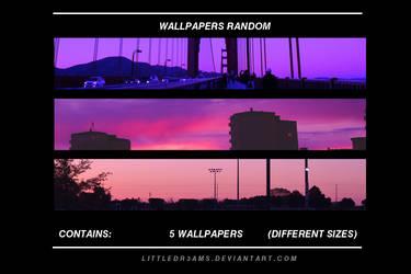 WALLPAPERS RANDOM - GLOW II